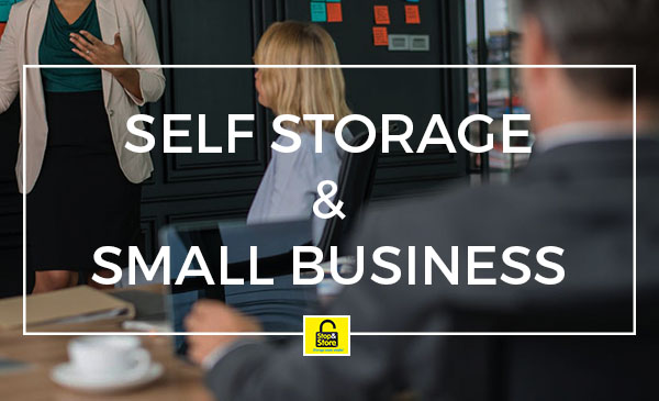 small business, storage, benefits