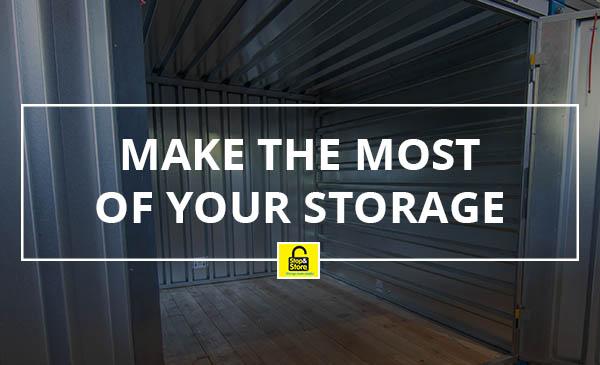 storage locker, squamish, inside