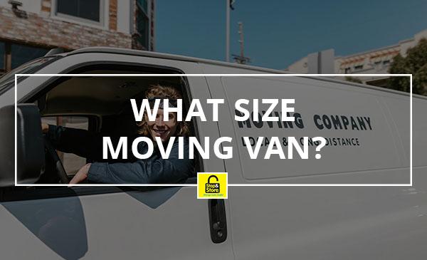 moving, van, man