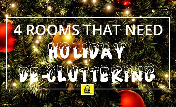 holiday decluttering, home tips