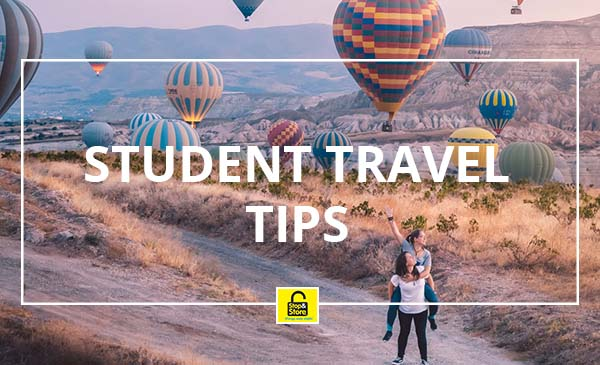student, travel, hot air balloon