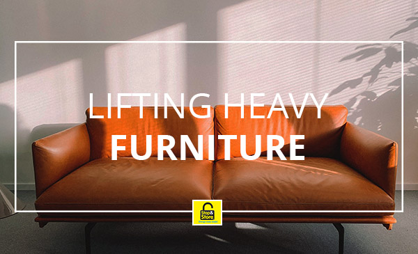 furniture, moving, sofa
