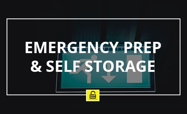 emergency prep, storage