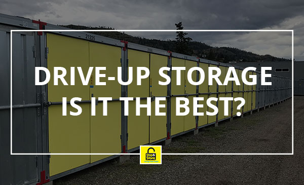 drive-up, storage, squamish