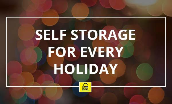 storage, holiday, tips