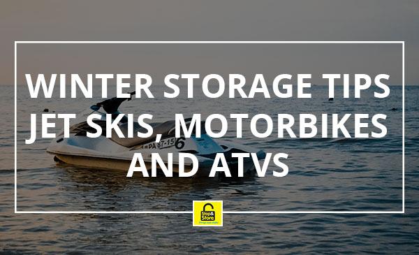 winter storage tips, toys, jet ski