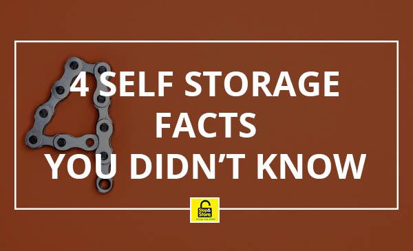 self storage facts