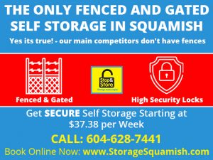 secure, storage, gated, fenced