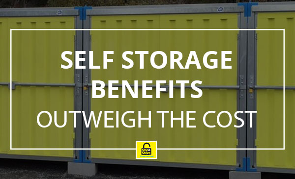 storage benefits, units, doors